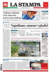 Giornale Italiano. La Stampa